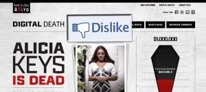 """Por que a campanha """"Digital Death"""" fracassou, apesar do apoio das celebridades?"""