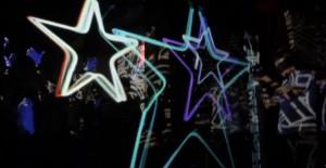 Heineken: Interação através da arte com luz