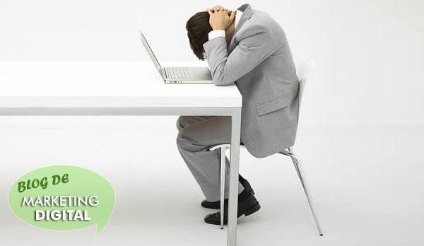 erros comuns de sites de negócios