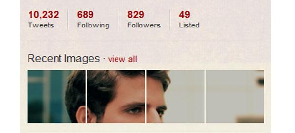 Personalizar Galeria de Imagens do Twitter