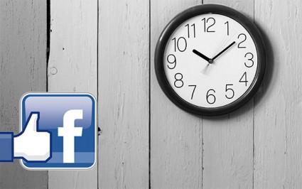 O melhor horário para postar no Facebook segundo experimentos comprovados