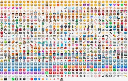Emoticons para Facebook – Emojis e Carinhas para Face (lista completa)