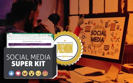 (Social Media Super Kit) Ferramentas Profissionais para Mídias Sociais